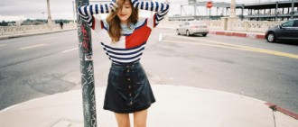 Jessica雜誌寫真公開 春季裝扮俏皮可愛