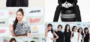 Gaon Chart K-POP Awards音源獎部門1-12月獲獎名單