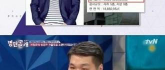《名單》評選「不動產理財神之手」 YG梁鉉錫當仁不讓排第一