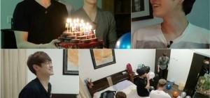 《心動不已的印度》公開圭賢的生日派對照,事與願違的驚喜?