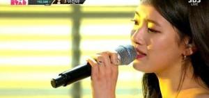 《K-Pop Star》秀智-鄭承煥含情脈脈對唱,「李敏鎬別吃醋」