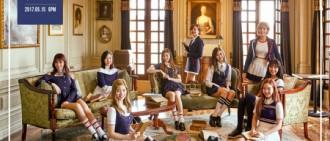 5月女團品牌評價公開 TWICE‧Red Velvet排名一二