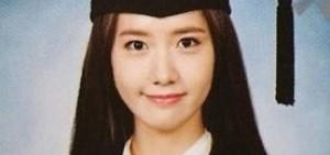 少女時代允兒東國大學畢業,將獲得功勞獎