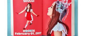 Red Velvet確定回歸日 瑟琪萌扮愛麗絲