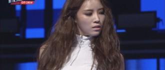 【影片】Lovelyz美珠扮'金鞋女孩' 《Hit The Stage》打敗寶拉