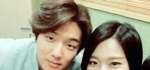 《勇敢的家族》幕後花絮公開 敏赫-雪炫親密合照