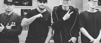 燦烈攜知名嘻哈團體合作 10月初公開音源