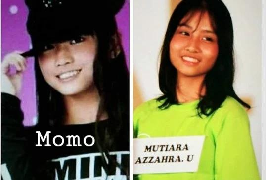 印尼女團練習生與TWICE MOMO撞臉? 網友熱議:真的很像!