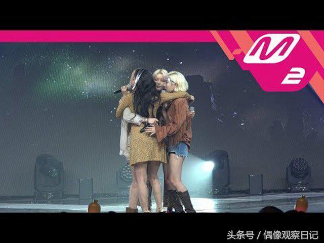 下半身失蹤了? MAMAMOO頌樂一張安可舞台照片嚇壞韓國網友!