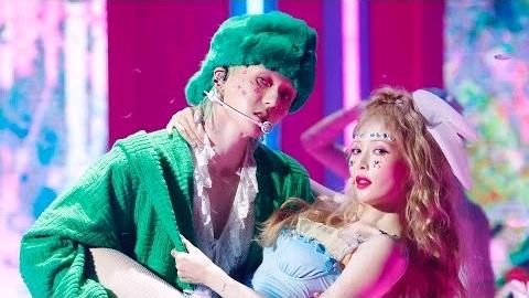 金曉鐘:我利用泫雅? 和真女友一起出新歌,中韓網友的反應好嗎