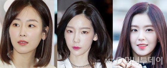 """SM公司的長相標準是? 韓網友列出SM娛樂三種""""面相""""類型!"""