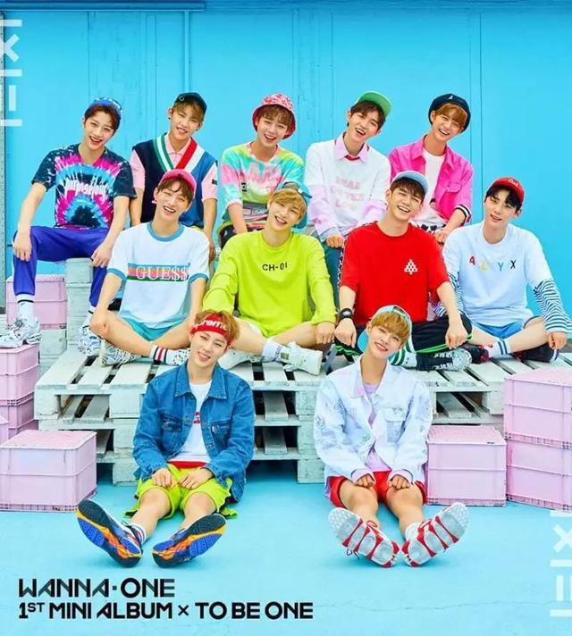 Wanna One最後一張專輯即將發行! 寫真隊形竟與首張專輯一模一樣