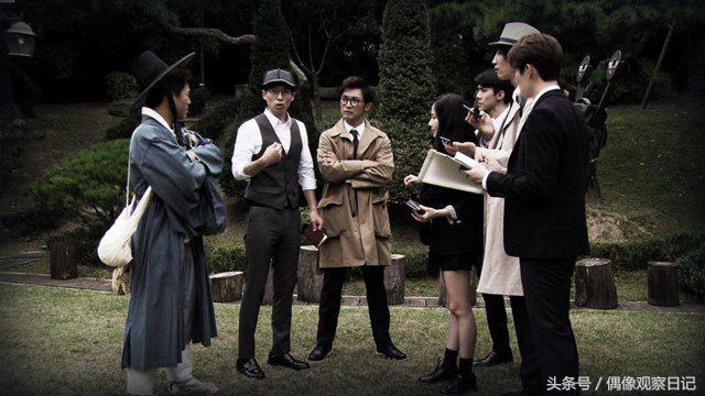 全新推理綜藝《Busted》,劉在石、李光洙、EXO世勳陣容超華麗!