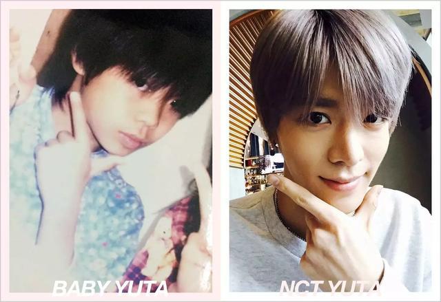 SM公開NCT成員小時候的照片,都是全天然帥哥跟小時候長的一樣!