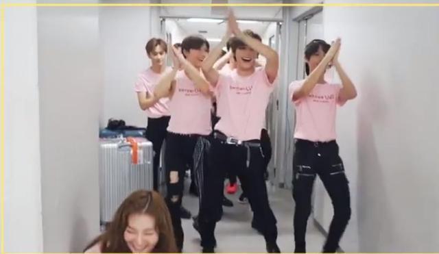 Red Velvet新歌Power Up太洗腦! SM家族總動員大家一起跳!