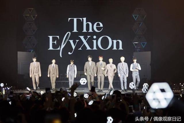 刀群舞跳好也不容易! EXO燦烈個人舞蹈實力到現在還被大家挑剔!