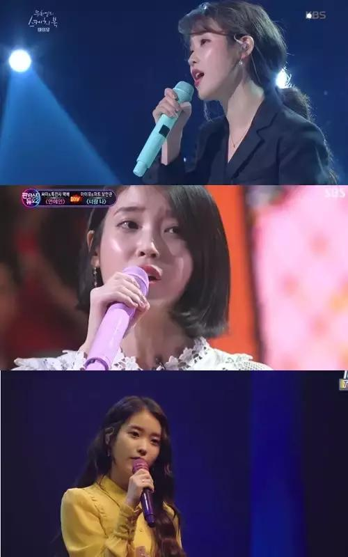 韓娛圈偶像歌手的專屬麥克風,五顏六色啥顏色的都有?