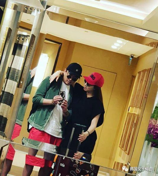 男藝人連續曝光與前T-ara成員親密私照! 登上NAVER熱搜前兩名