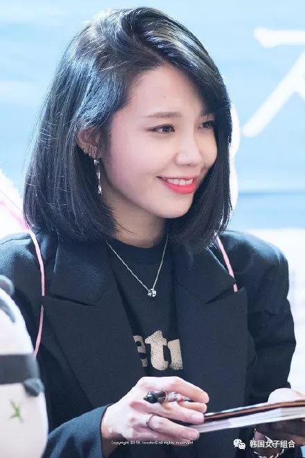Apink鄭恩地全新短髮造型,難道是IU親故給的建議?