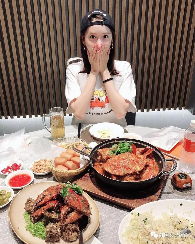 泰妍挑逗美,允兒吃螃蟹,Tiffany玩火,百變女王權俞利!