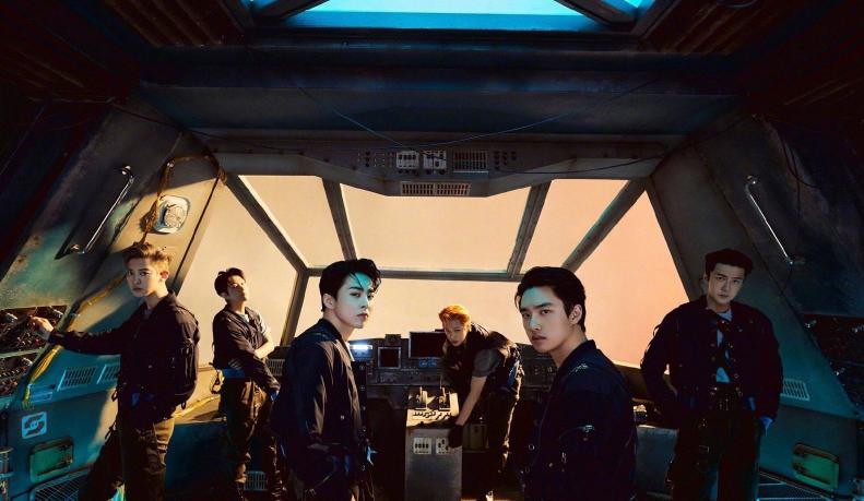 組圖:時代的眼淚!EXO回歸MV公開 張藝興吳世勛金鐘仁同框熱舞
