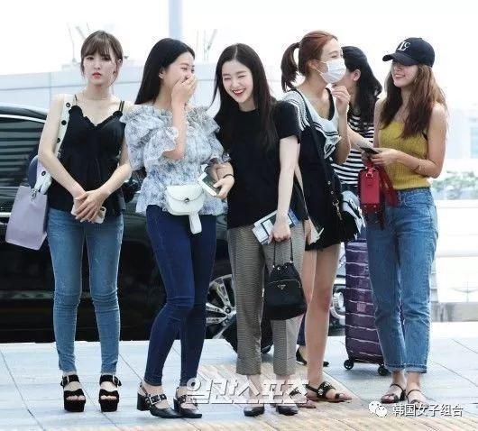 Red Velvet陸續出演《週偶》、《認哥》、《Idol Room》等節目