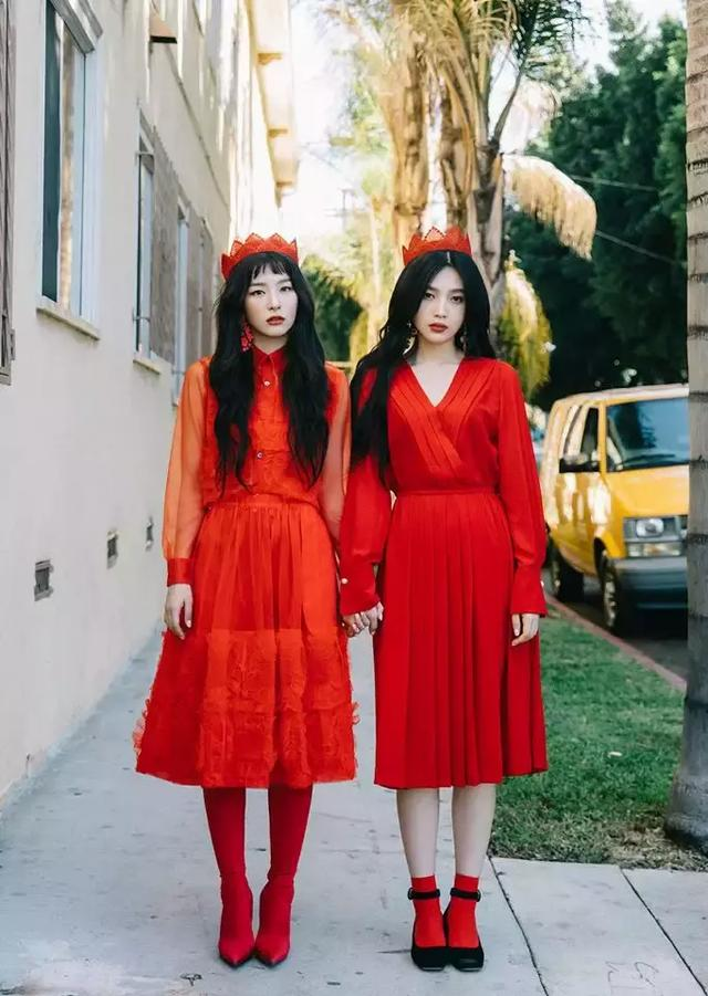 澀琪《叢林法則》受特殊待遇? 對方害羞承認:是Red Velvet狂飯!