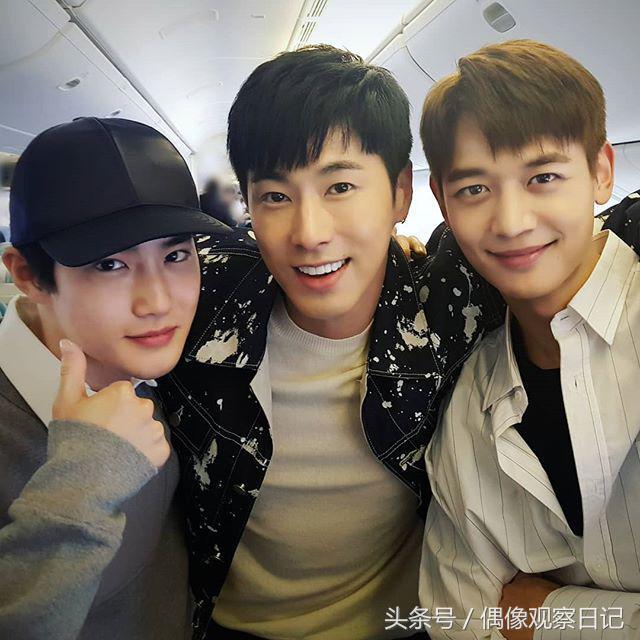 EXO SUHO想加入「SM熱情三人幫」,他們聚在一起連李秀滿都會避開