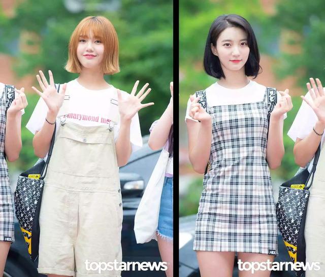 韓國女團成員最近流行髮型整理,上班路上的女愛豆們造型百花齊放