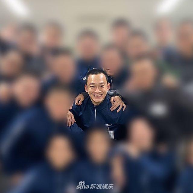 CHEN服兵役中