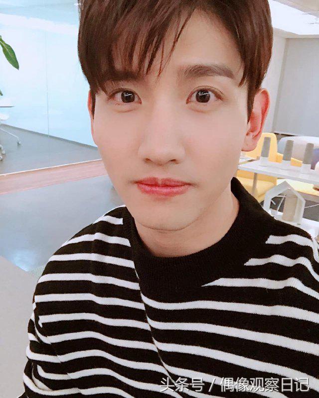 這麼無辜的眼神誰能抗拒啊? 韓媒選出超萌「無辜眼神」男偶像TOP8