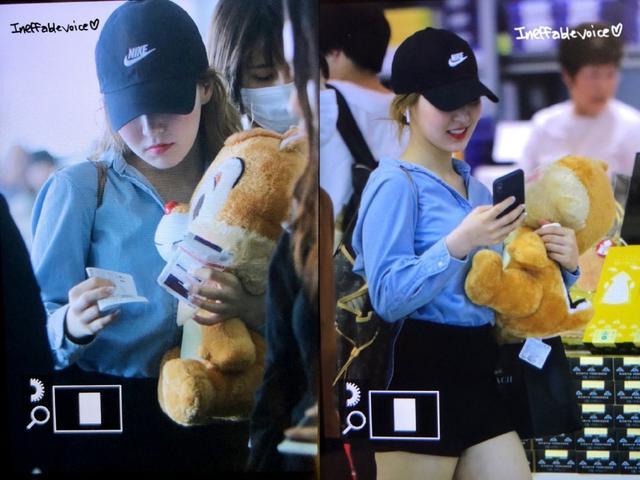 Red Velvet Wendy愛不釋手的新玩偶,名字的由來暗藏秘密?