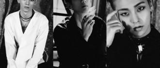 EXO首個子團誕生! Chen、伯賢、Xiumin出線