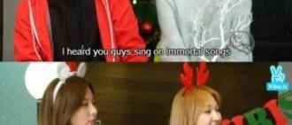 f(x)Red Velvet聖誕派對大狂歡 開心也是2倍效果