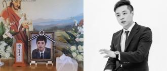 韓39歲節目主持腦出血昏迷9個月後死亡 母親不忍兒子孤獨跟隨離去