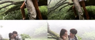 視頻:安宰賢-具惠善結婚照花絮 彼此視線不能離開