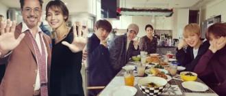 《復仇者4》韓美女翻譯來頭不小!夫旗下藝人有Wanna One成員