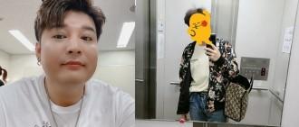 SJ神童頻曬激瘦自拍照 粉絲大驚「會不會減過度」