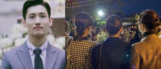 東方神起昌珉婚禮超保密 首張現場洩密照竟然來自這幾位?