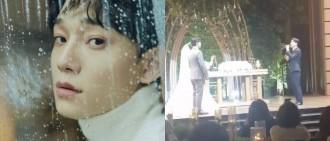 EXO CHEN為親兄婚禮唱祝歌 賓客大讚:吃了CD的人啊