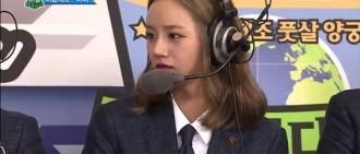 Mina因藝術體操比賽失誤難過 從Twice到MC惠利也都流下眼淚