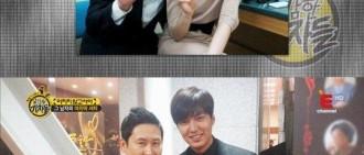申東燁:在海外,把李敏鎬和金妍兒的認證照當令牌!