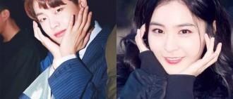 女團成員與中國歌手戀愛?親密照曝光,所屬社:兩人沒有任何關係