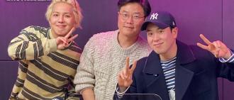 羅PD上宋旻浩P.O節目做嘉賓 用新綜藝節目打賭結果慘敗