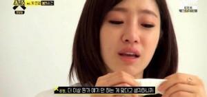 T-ara慇晶:因之前傳出的成員之間不和而感到委屈