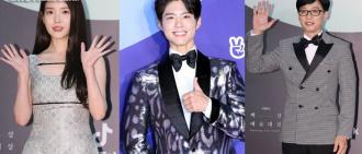 劉在錫連續3年獲得「最喜歡的藝人」IU、朴寶劍都榜上有名