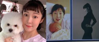 41歲在韓活動日女星突爆未婚產子 剖白懷孕原因引熱議