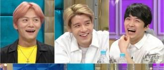 水晶男孩出演《Radio Star》 殷志源吐槽:與YG簽的是超級奴役合約