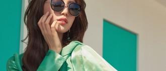 秀智最新品牌寫真公開 女神氣質魅力爆表