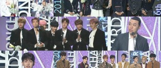 第六屆《Gaon Chart Awards》得獎名單